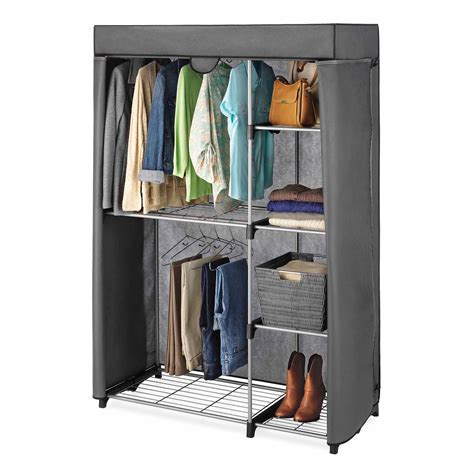 Freestanding Closet Organizer by Foxy Walmart Seville Closet Organizer Home Decor