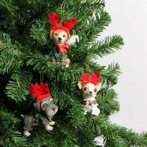 dog christmas tree decorations psoriasisgurucom