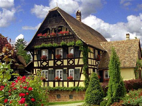 cuisine bretonne maison traditionnelle alsacienne