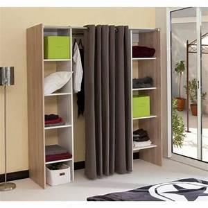 Caisson Dressing Pas Cher : caisson armoire leroy merlin un meuble de rangement ~ Premium-room.com Idées de Décoration