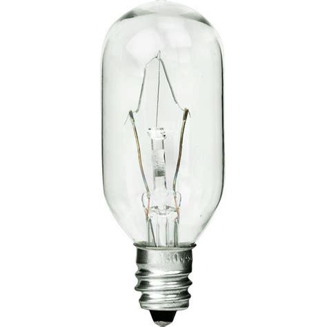 40 watt t8 bulb candelabra base 130 volt