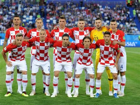 Croatia World Cup Fixtures Squad Group Guide Soccer