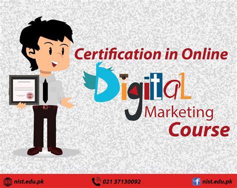 digital marketing course open karachi national institute of skilled