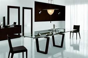 Chaises Originales Salle A Manger : table salle manger de design italien en 27 id es exclusives ~ Teatrodelosmanantiales.com Idées de Décoration