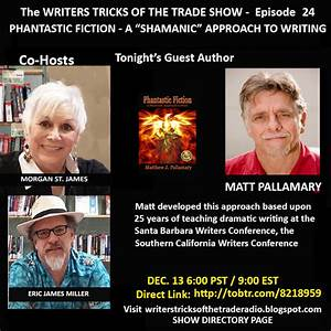 WRITERS TRICKS OF THE TRADE RADIO presented by Writers of ...
