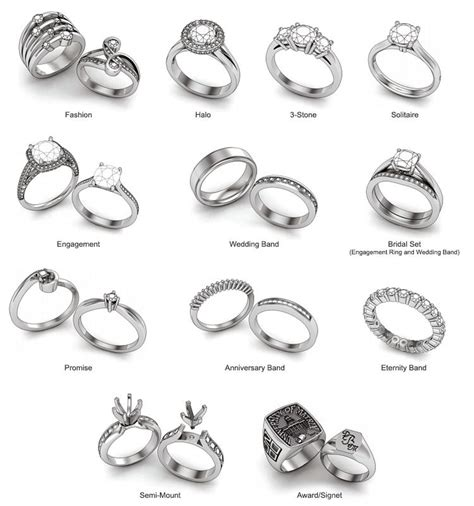 different style wedding rings different ring styles jewelry technical journal jewelry jewellery sketches jewelry drawing