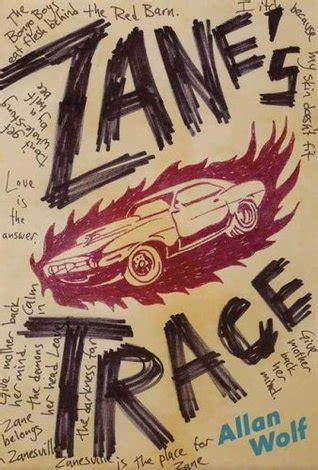 zanes trace  allan wolf reviews discussion