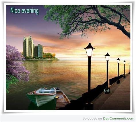 nice evening desicommentscom