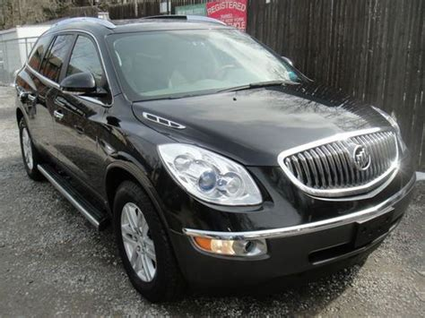 Buick Enclave Cx by Find Used 2009 Buick Enclave Cx Rebuidable Salvage Title