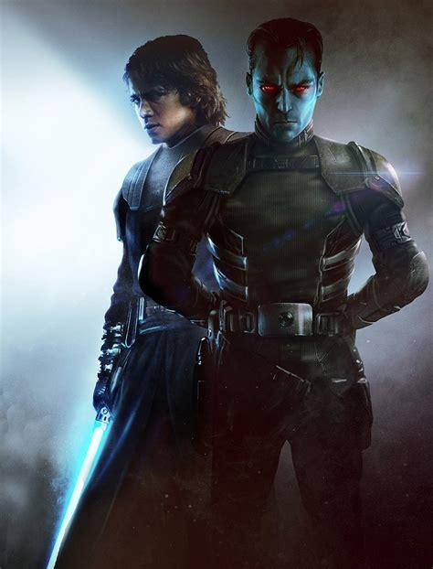 Grand Admiral Thrawn Wallpaper Hayden Christensen Returns As Anakin On New Star Wars Novel Cover
