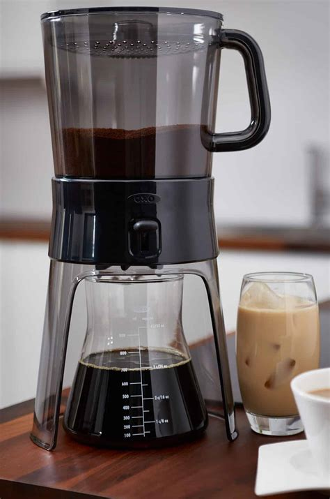 Shop home espresso makers from breville, de'longhi, and espresso uses a lot less water than traditional drip coffee, plus finer grounds and a minimum of nine. Be Chill With These 7 Incredible Cold Brew Coffee Makers