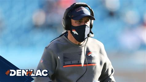 'I just want to see winning football': Vic Fangio sets ...
