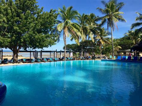 anchorage beach resort fiji resort accommodation
