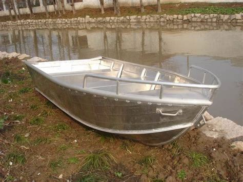 All Welded Aluminum Boats by China 12ft All Welded Aluminum Boat Svw12 China