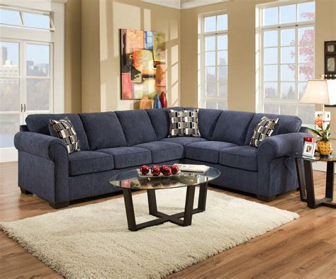 blue table ls for living room furniture blue velvet sectional sofa with patterned