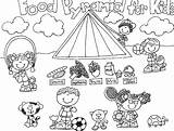 Pyramid Coloring Pages Sheets Plate Senses Printable Drawing Clipart Foods Groups Myplate Preschoolers Getdrawings Getcolorings Fice Graphic Popular Five Coloringhome sketch template
