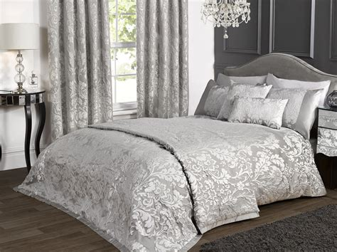 Cover Bedding by Details About Marston Damask Duvet Cover Embossed Floral