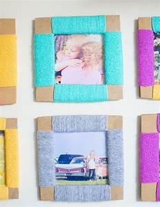 Fabriquer Un Cadre Photo : le cadeau fait main en 100 tutos et id es diy ~ Dailycaller-alerts.com Idées de Décoration