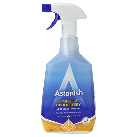 Upholstery Cleaner by Astonish Carpet And Upholstery Cleaner
