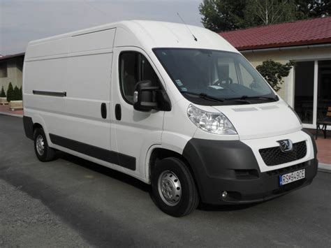 Peugeot Boxer by 2016 Peugeot Boxer Ii 2 Pictures Information And