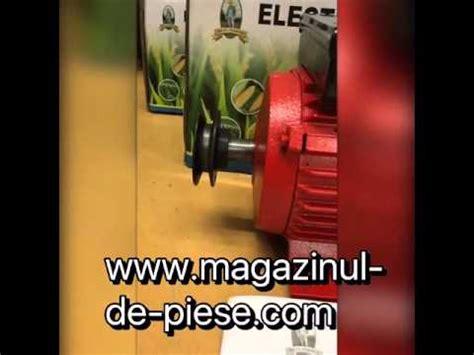 Motor Electric Monofazat Romanesc by Motor Electric Monofazat 2 2 2800 Rpm Micul Fermier