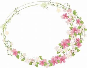 Cute-Floral-Wreath-Baby-Girl-Picture-Frame.png (1280×1004 ...
