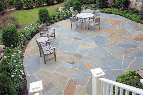 Flagstone Patio Designs by Top 60 Best Flagstone Patio Ideas Hardscape Designs