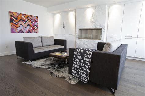 minimalist living room eclectic living room toronto