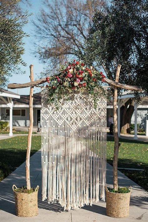 boho chic outdoor wedding ideas page