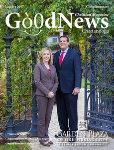 January 2017 By Good News Chattanooga