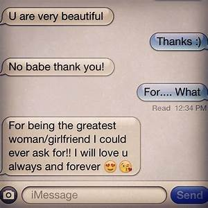 Cute Love Text Messages For Her | www.imgkid.com - The ...