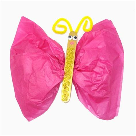 students make a butterfly and cocoon for teachers 194 | 93305d296a8c4c257924bc972124fb1d