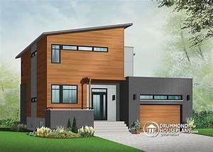 Garage Millenium : 1000 images about modern house plans contemporary home designs on pinterest pictures of ~ Gottalentnigeria.com Avis de Voitures