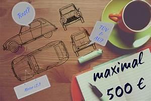 Boxspringbett Bis 500 Euro : autos bis 500 euro kaufen oder laufen magazin von ~ Bigdaddyawards.com Haus und Dekorationen