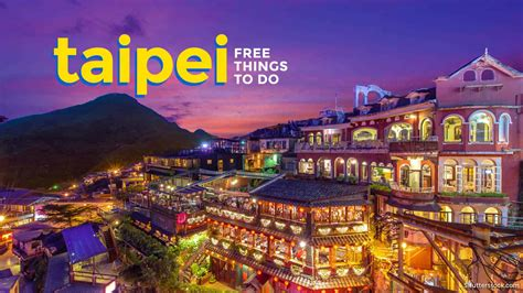 10 FREE Things to Do in Taipei The Poor Traveler