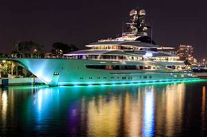 Kismet Spotted In Miami Yacht Harbour