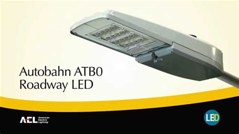 ATB0 de American Electric Lighitng Luminario para ...