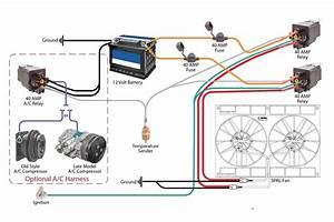 Supco Relay Wire Diagrams