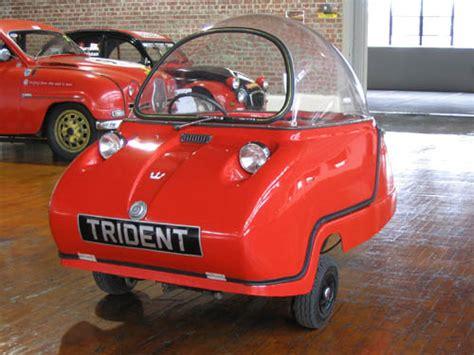 Peel Trident- 1965 - Lane Motor Museum