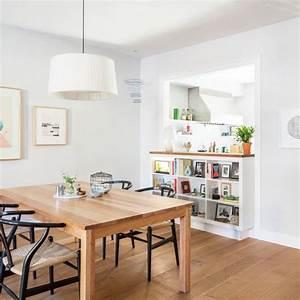 Cuisine semi ouverte marie claire maison for Idee deco mur cuisine ouverte