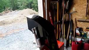 Electric Chute Deflector And Electric Chute Rotator