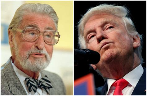 seuss dr trump geisel theodor donald author american close pictured helped understand steve