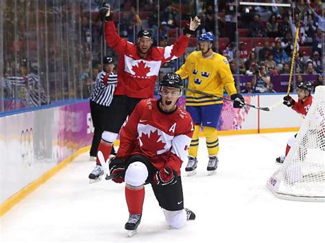 Kanādas hokeja izlase - Olimpiskie čempioni hokejā - Spoki