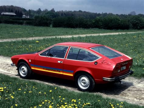 Alfa Romeo Alfetta Gtv Specs & Photos