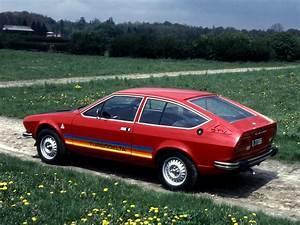 Alfa Romeo Alfetta Gtv Specs  U0026 Photos