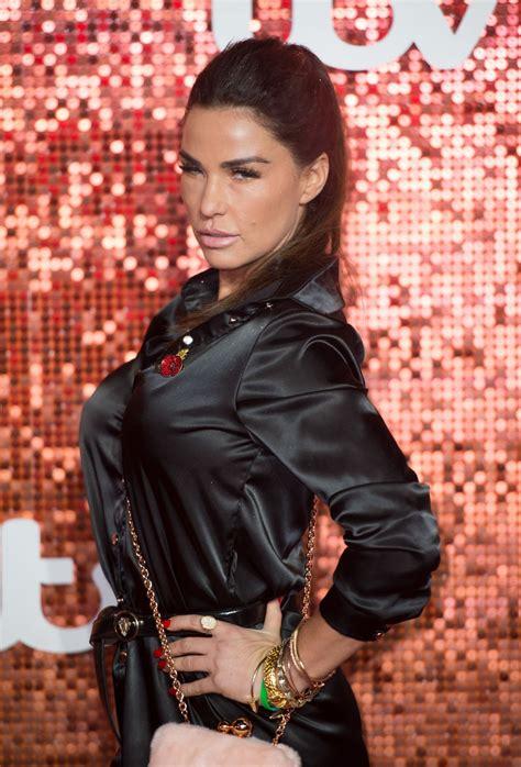 Katie Price – ITV Gala Ball in London 11/09/2017 • CelebMafia