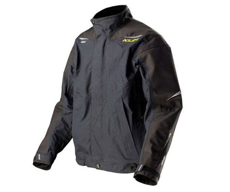 Klim Traverse Jacket Black