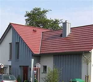Fassade Mit Blech Verkleiden : ullrich ohg bauunternehmen fassade mit holzverkleidung ~ Watch28wear.com Haus und Dekorationen