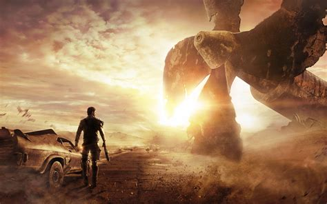 mad max game wallpapers hd wallpapers id