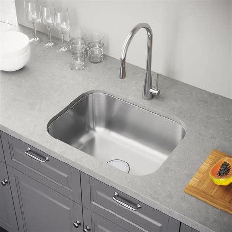 Undermount Sink by Exclusive Heritage 23 X 18 Single Bowl Undermount